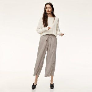 Wilfred Wide Leg Nanterre Pant - size Large